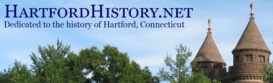 Hartford History blog