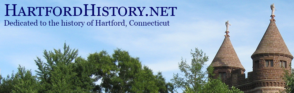 Hartford History news blog